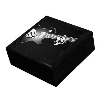 GUITARIST 2 JEWELRY BOX
