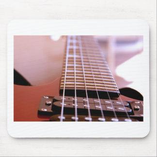 Guitarist 2 mouse pad