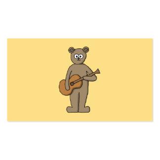 Guitarist. Business Card
