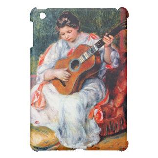 Guitarist by Pierre Renoir iPad Mini Case