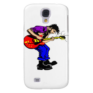 Guitarist Galaxy S4 Cover