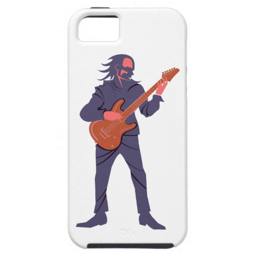 Guitarist guitar more player iPhone 5 cases