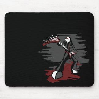 Guitarist Mousepad