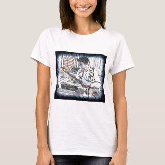 guitarist sketch.jpg T-Shirt