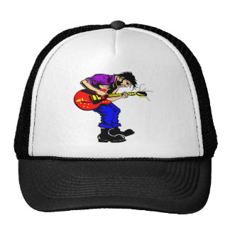 Guitarist Trucker Hat