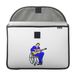 guitarist wheelchair graphic blue.png sleeve for MacBooks