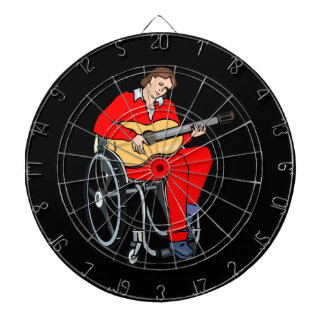 guitarist wheelchair graphic red.png dart board