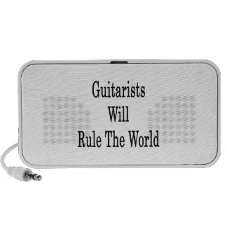 Guitarists Will Rule The World Portable Speaker