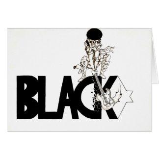 guitarman blackstar card