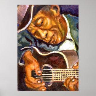Guitarman Poster