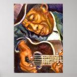 Guitarman Posters