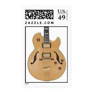 guitarra 1 del jazz franqueo