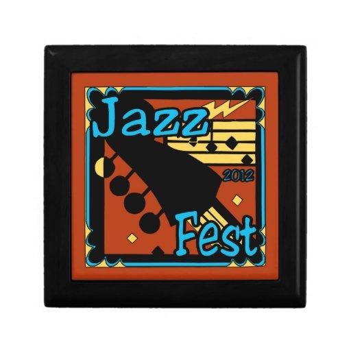 Guitarra 2012 del Fest del jazz Cajas De Regalo