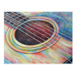 Guitarra 2 postales