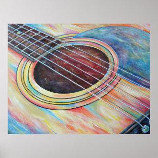 Guitarra 2 póster