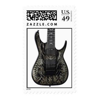 guitarra 31 sello