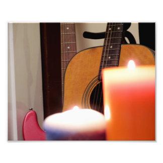 Guitarra acústica 1 impresiones fotográficas