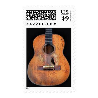 guitarra acústica 1 sellos