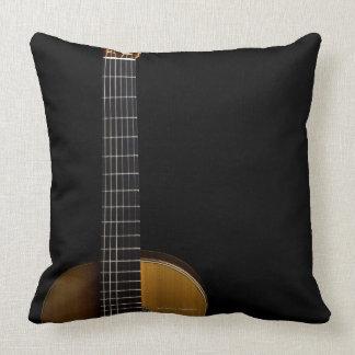 Guitarra acústica 2 almohadas