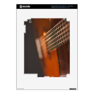 Guitarra acústica 4 iPad 3 skins