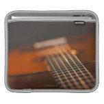 Guitarra acústica 4 manga de iPad