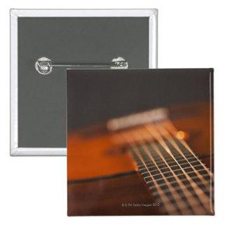 Guitarra acústica 4 pin cuadrado