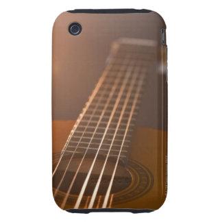 Guitarra acústica 7 carcasa resistente para iPhone