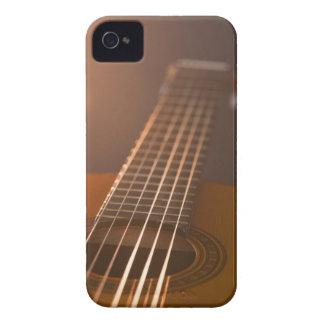 Guitarra acústica 7 funda para iPhone 4