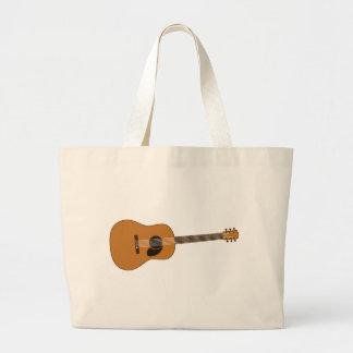 Guitarra acústica bolsa