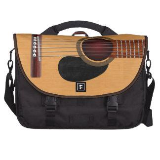 Guitarra acústica bolsas de portatil