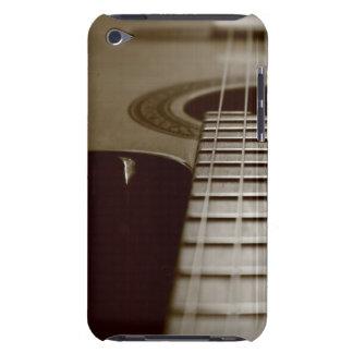Guitarra acústica Case-Mate iPod touch cárcasas