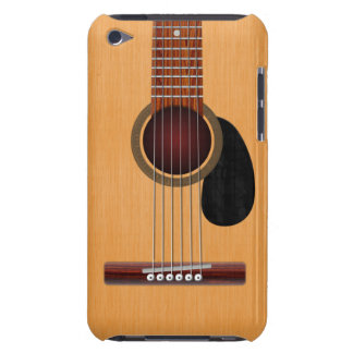 Guitarra acústica Case-Mate iPod touch protector
