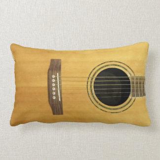 Guitarra acústica almohada