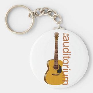 """Guitarra acústica """"el auditorio llaveros"""