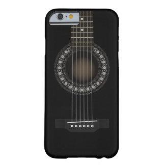 Guitarra acústica funda de iPhone 6 barely there