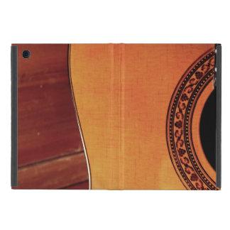 Guitarra acústica iPad mini protectores