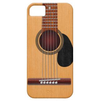 Guitarra acústica iPhone 5 carcasas