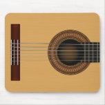 Guitarra acústica Mousepad Alfombrilla De Raton