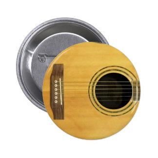Guitarra acústica pins
