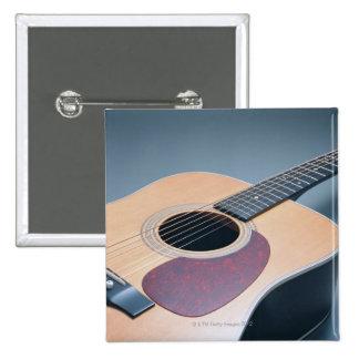 Guitarra acústica pin cuadrado