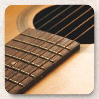 Guitarra acústica posavaso