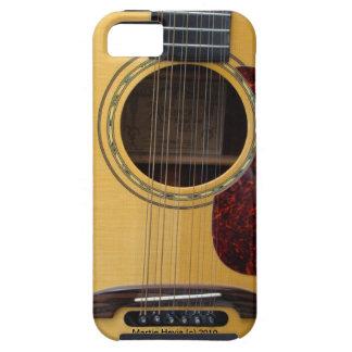 Guitarra - ambiente de la casamata del iPhone 5 Funda Para iPhone SE/5/5s