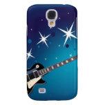 Guitarra - azul