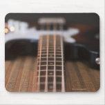 Guitarra baja 2 alfombrilla de ratones