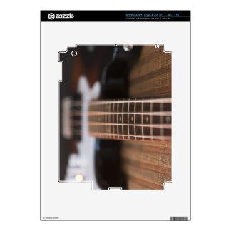 Guitarra baja 2 iPad 3 pegatina skin