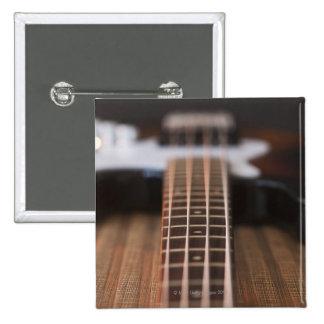 Guitarra baja 2 pin cuadrado