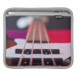 Guitarra baja 3 fundas para iPads