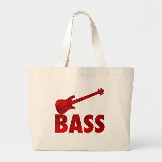 Guitarra baja bolsas