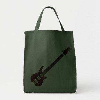 Guitarra baja de Alembi de cinco secuencias Bolsas De Mano