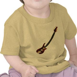 Guitarra baja de Alembi de cinco secuencias Camiseta
